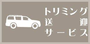 松戸市 かんじ動物病院トリミングルームのトリミング送迎サービス